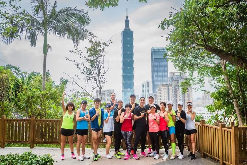 2019 台北馬拉松賽前訓練