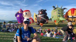 熱氣球之旅