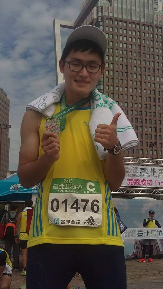 2015台北馬
