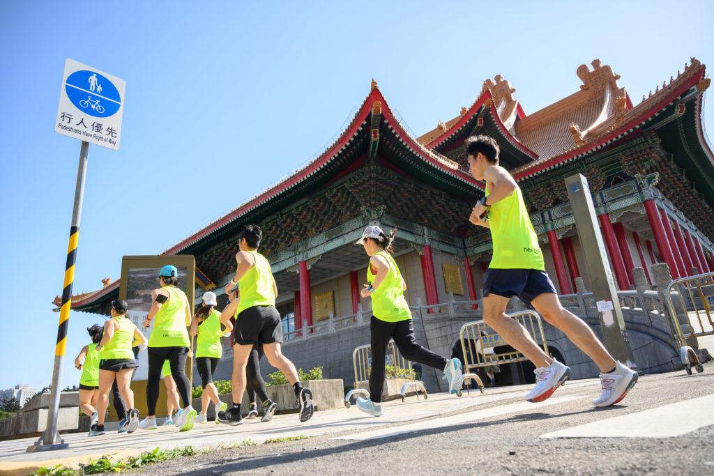 跑鞋體驗活動