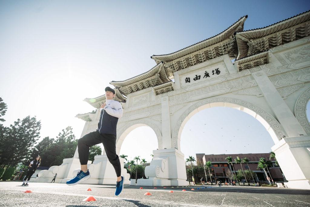跑步教練黃毓軒
