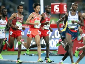 大迫傑里約奧運10000公尺