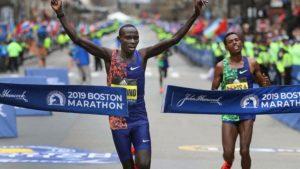 2019波士頓馬拉松冠軍 切羅諾