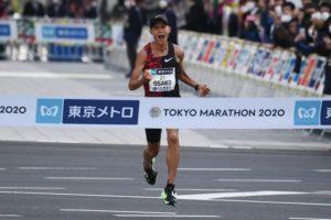2020年東京馬拉松大迫傑
