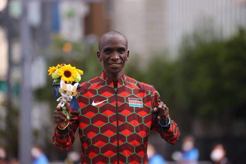2020東京奧運馬拉松金牌-基普喬格