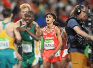 大迫傑里約奧運5000公尺